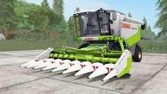 Claas Lexion 530 sheen green pour Farming Simulator 2017