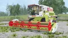 Claas Dominator 218 Mega pour Farming Simulator 2015