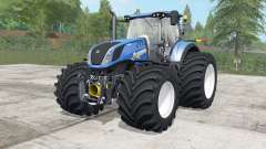 New Holland T7-series