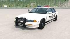 Gavril Grand Marshall Firwood Police für BeamNG Drive