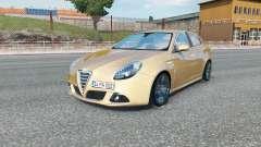 Alfa Romeo Giulietta (940) pour Euro Truck Simulator 2