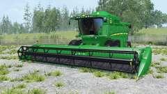 John Deere S550 north texas green für Farming Simulator 2015