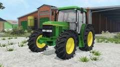 John Deere 6300 SE 1996 für Farming Simulator 2015