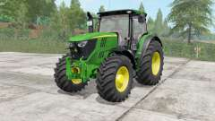 John Deere 6175R-6215R für Farming Simulator 2017