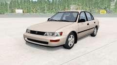 Toyota Corolla sedan 1993 für BeamNG Drive