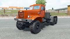 KrAZ-258 für Euro Truck Simulator 2