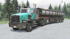 Western Star 6900XD v1.2 für Spin Tires