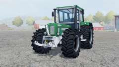 Schluter Super 1500 TVL munsell green pour Farming Simulator 2013