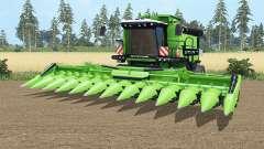 Deutz-Fahr 7545 RTS pastel green für Farming Simulator 2015