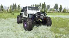 Jeep Wrangler Unlimited Rubicon (TJ) 2005 pour MudRunner