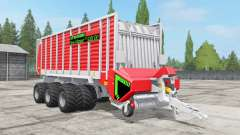 Strautmann Tera-Vitessᶒ SFC 5201 FAIRE pour Farming Simulator 2017
