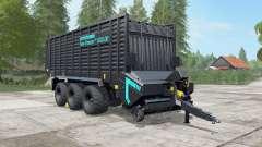 Strautmann Tera-Vitesse CƑS 5201 FAIRE pour Farming Simulator 2017