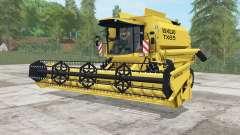 New Holland TX65 sandstorm pour Farming Simulator 2017