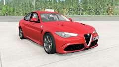 Alfa Romeo Giulia Quadrifoglio (952) pour BeamNG Drive