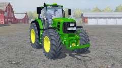 John Deere 7530 Premium front loadeᶉ für Farming Simulator 2013