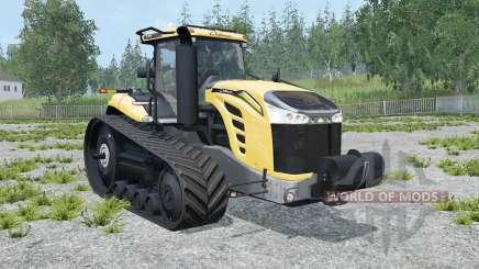 Challenger MT875E engine start sound für Farming Simulator 2015