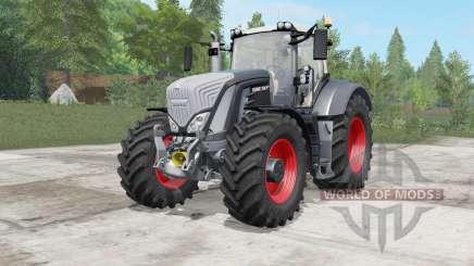 Fendt 930-939 Vario Schwarz Bᶒauty für Farming Simulator 2017
