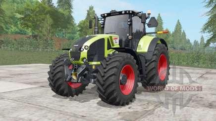 Claas Axion 920-950 USA pour Farming Simulator 2017