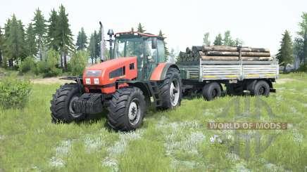 MTZ-1523 Biélorussie pour MudRunner