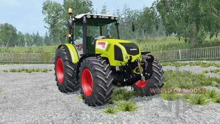 Claas Axos 330 la rioja für Farming Simulator 2015