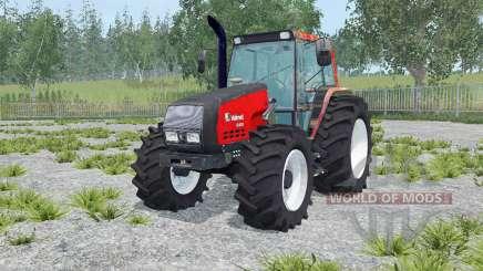 Valmet 6400 vivid red pour Farming Simulator 2015