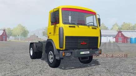 MAZ-5432 pour Farming Simulator 2013