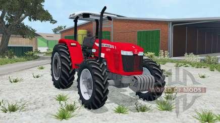 Massey Ferguson 4275 vivid red für Farming Simulator 2015