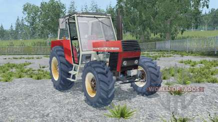 Zetor 8011 real power pour Farming Simulator 2015