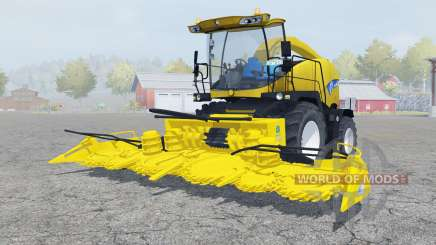 New Holland FR9050 ripe lemon für Farming Simulator 2013