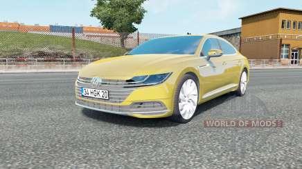 Volkswagen Arteon 4motion Elegance 2017 für Euro Truck Simulator 2