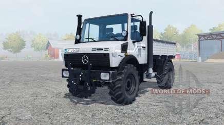 Meᶉcedes-Benz Unimog U1450 (Bᶉ.427) pour Farming Simulator 2013