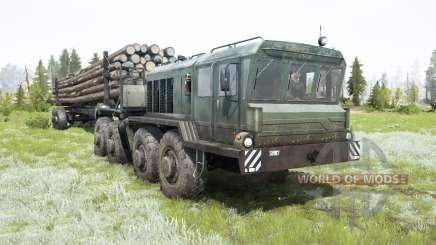 KZKT-74281 für MudRunner