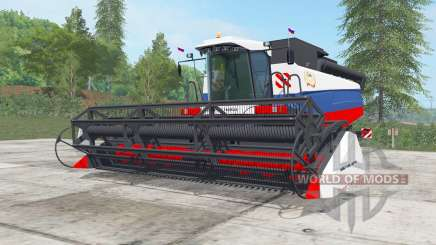 Acros 530 drapeau russe pour Farming Simulator 2017