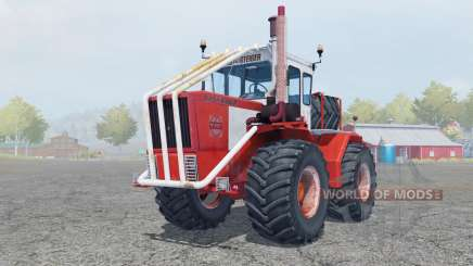 Raba-Steiger 250 amaranth red für Farming Simulator 2013