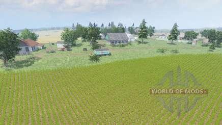 Western region für Farming Simulator 2013