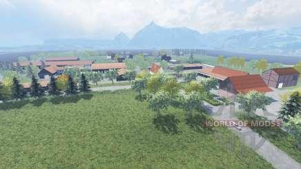 Pullhausen für Farming Simulator 2013