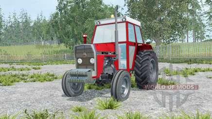 GTI 560 DᶒLuxᶒ pour Farming Simulator 2015