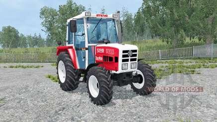 Steyr 8060A für Farming Simulator 2015