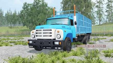 ZIL-133GÂ 1987 pour Farming Simulator 2015