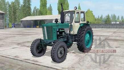 YUMZ-6L couleur vert pin pour Farming Simulator 2017