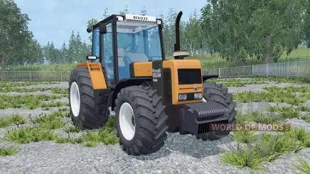 Renault 155.54 TX rajah pour Farming Simulator 2015
