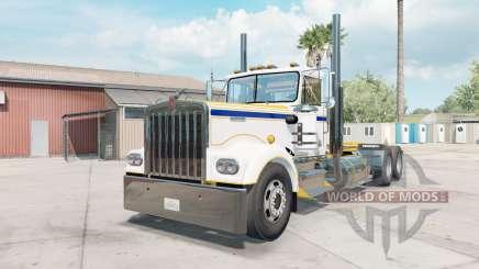 Kenworth W900A sauvignon für American Truck Simulator