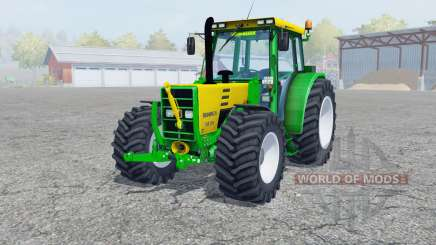 Buhrer 6135 A front loader pour Farming Simulator 2013