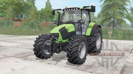 Deutz-Fahr 5130 TTV pour Farming Simulator 2017