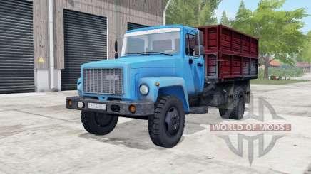 GAS-SAZ-3507-01 Farbe blau für Farming Simulator 2017