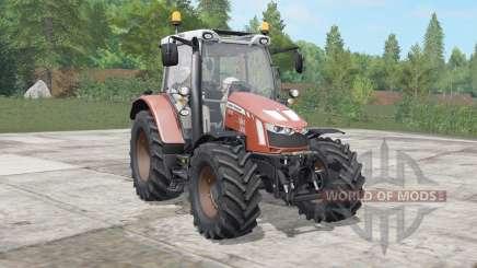 Massey Ferguson 5610&5613 für Farming Simulator 2017