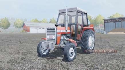Massey Ferguson 255 manual ignition pour Farming Simulator 2013