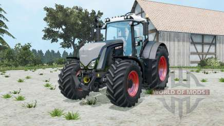 Fendt 939 Vario Black Beauty pour Farming Simulator 2015
