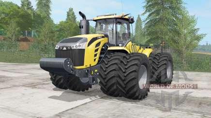 Challenger MT945-975E back hitch für Farming Simulator 2017