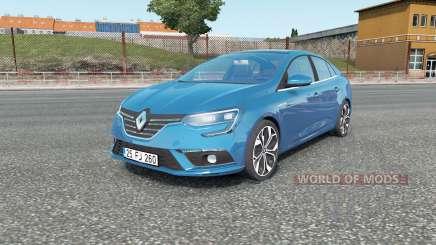 Renault Megane sedan 2017 für Euro Truck Simulator 2